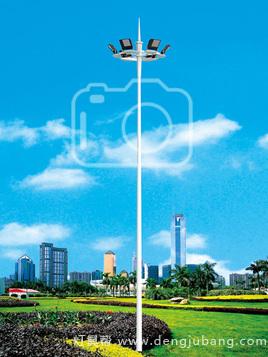 高中杆灯-00192