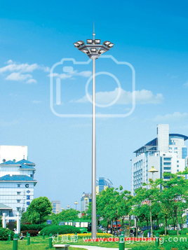 高中杆灯-00212