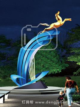 景观雕塑-00023