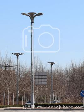 高中杆灯-00288